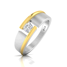 Channel Set Engagement Rings