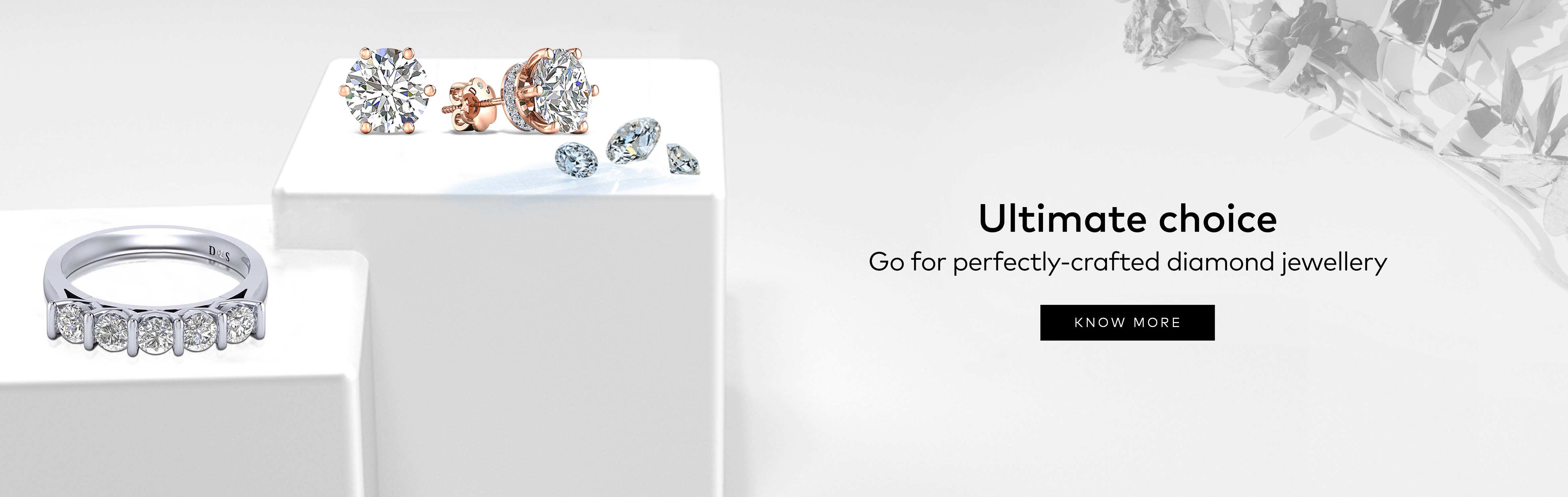 Choose Your Perfect Diamond Jewellery